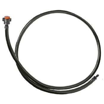 (PT-BR) MA-30 + anilhas + conector AD-1 + microtubo de PVC (50 cm)