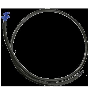 Gotejador Regulável GA-2 com microtubo + anilhas + conector AD-1