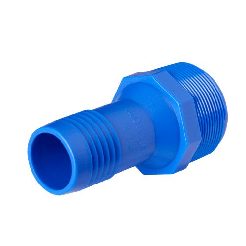 Adaptador de redução com rosca externa de 2″ x 1.1/2″