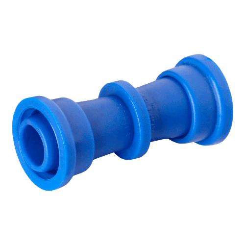 União de 16 mm com anilhas para mangueira gotejadora