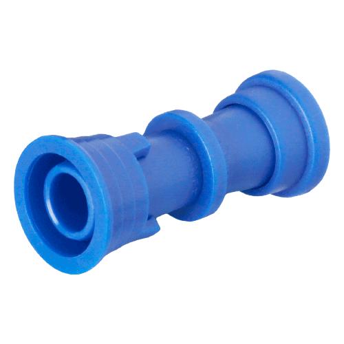 União de 16 mm de transição de tubo PELBD para mangueira gotejadora
